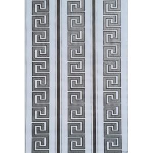 Ταπετσαρία χάρτινη Versace λευκό-ασήμι
