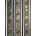 Ταπετσαρία χάρτινη Versace μαύρο-χρυσός