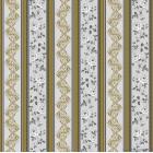 Ταπετσαρία διπλής όψης Vals-Versace γκρι-ασήμι