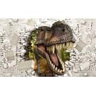 Φωτοταπετσαρία T-Rex 2 3D L