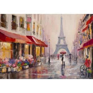 Φωτοταπετσαρία Παρίσι τέχνη 2