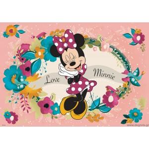 Φωτοταπετσαρία Minnie Mouse 1