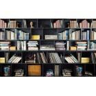 Φωτοταπετσαρία Βιβλιοθήκη 2 3D L