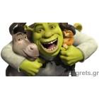 φωτογραφία Ταπετσαρία τοίχου Shrek