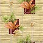 Ταπετσαρία τοίχου αδιαπέραστος Ράγια 2 Μπεζ
