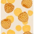 Ταπετσαρία χαρτί αδιάβροχη Βατόμουρο πορτοκαλί