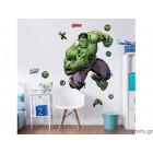 Αυτοκόλλητο Hulk
