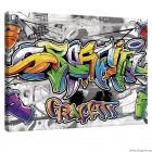 Εικόνα Canvas Γκράφιτι L
