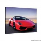 Εικόνα Canvas Αθλητικό αυτοκίνητο