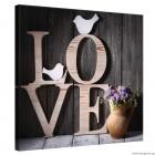 Εικόνα Canvas Αγάπη 2