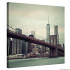 Εικόνα Canvas Γέφυρα του Μπρούκλιν 1 Μ