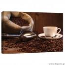 Εικόνα Canvas Καφές 1