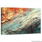 Εικόνα Canvas Αφηρημένη  3 3D S