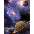 Φωτοταπετσαρία Πλανήτες 3D