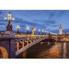 φωτογραφία Ταπετσαρία τοίχου podul Alexandru III din Paris