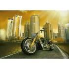 φωτογραφία Ταπετσαρία τοίχου recenzie moto